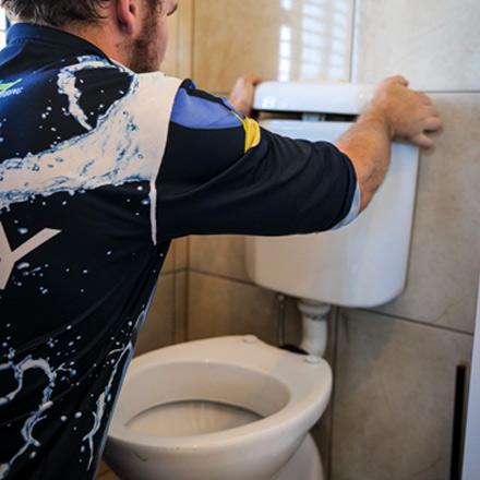 Toilet Plumbing Algester